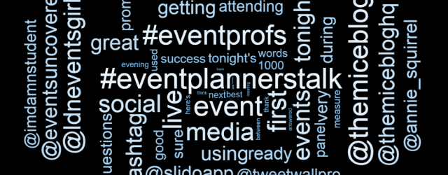 © The MICE Blog - event management blog